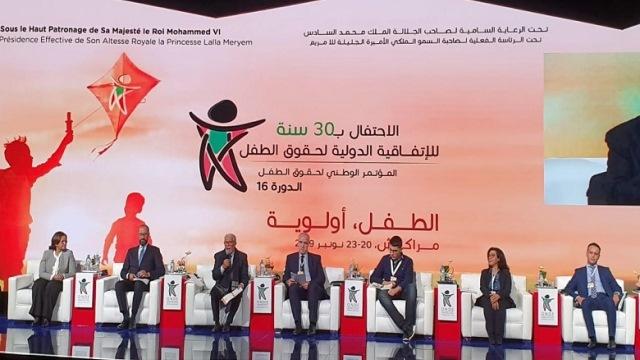 Photo of مراكش | على هامش مؤتمر حقوق الطفل.. وضعية أطفال الشوارع تتنافى مع المواثيق الدولية