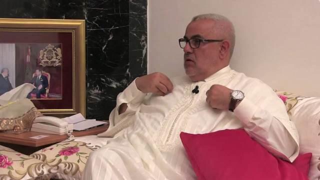 Photo of عبد الإله بن كيران: مصطفى العلوي صحافي مغربي أصيل يجتمع فيه الجد والهزل والجرأة