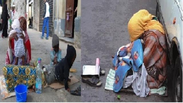 Photo of المعارك بين المتسولين المغاربة والمتسولين الأفارقة.. ما هو الحل؟