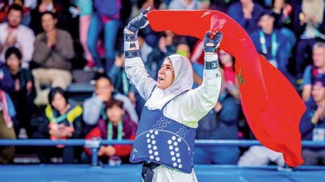 Photo of صرخة البطلة الأولمبية فاطمة الزهراء أبو فارس تفضح جامعة التيكواندو