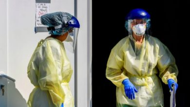 Photo of إصابات فيروس كورونا حول العالم تتجاوز مليوني حالة