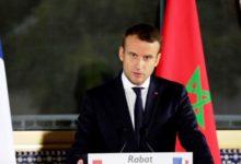 Photo of ماكرون يتحدث باسم المغرب ورؤساء أفارقة وقعوا تحت الصدمة
