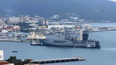 """Photo of سفينة طبية """"مشبوهة"""" تحدث عاصفة سياسية بإسبانيا وسبتة المحتلة"""