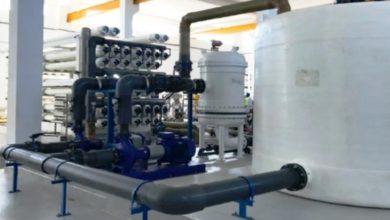 Photo of عرض صيني لتسريع تحلية مياه أكادير بأقل من نصف مليار درهم