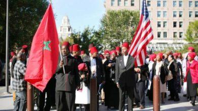 Photo of القصة الكاملة لرفع الأعلام المغربية خلال الاحتجاجات الأمريكية ضد العنصرية