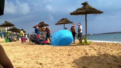 """Photo of عودة ظاهرة احتلال الشواطئ بالشمال من طرف """"البلطجية"""""""