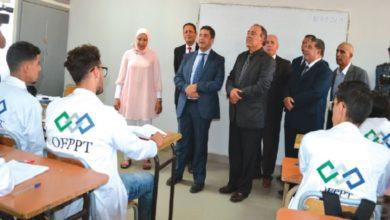 Photo of اتهام وزير التكوين المهني أمزازي بإهمال التكوين المهني