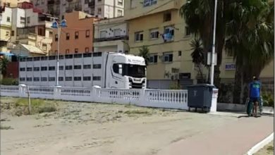 Photo of بعد قرار منع عيد الأضحى.. دخول أول شاحنة من الأضحية إلى مدينة سبتة
