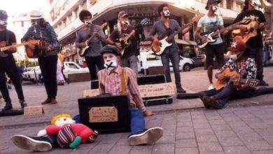 "Photo of ثقافة | ""زووم على فناني الشارع"" ضد غياب دعم وزارة الثقافة"