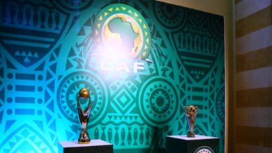 Photo of رياضة | الكاف يعلن رسميا تأجيل كأس الأمم و اعتماد نظام المباراة الواحدة لكل من دوري الأبطال والكونفدرالية