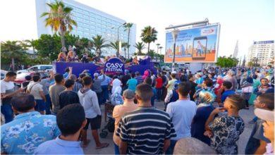 "Photo of منوعات | عودة مهرجان ""فن الأكل"" بالبيضاء شريطة الحضور على متن السيارات"