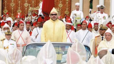 Photo of عاجل | تأجيل احتفالات عيد العرش وإلغاء الاستعراضات العسكرية