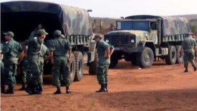 Photo of تحرك عسكري مغربي يثير الهلع في الجزائر