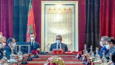Photo of الملك محمد السادس يستفسر وزير الصحة حول وضعية كورونا في المجلس الوزاري