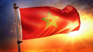 Photo of العلم المغربي في مناورة فرنسية في السنغال
