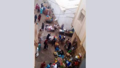 Photo of تطوان | سوق عشوائي يولد بحي كويلما