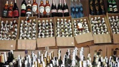 Photo of ضبط مليون قنينة مشروبات كحولية أجنبية بدون ملصقات ضريبية خلال تدخل لمصالح الأمن الوطني