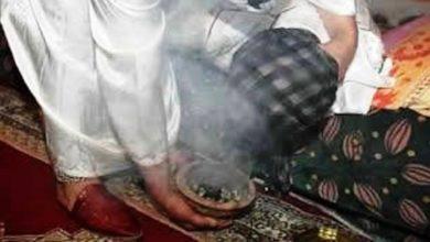 "Photo of مشعوذ يحول منزله بإنزكان إلى ""بويا عمر"""