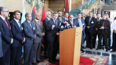 Photo of الفرقاء الليبيين يعقدون مشاوراتهم في المغرب