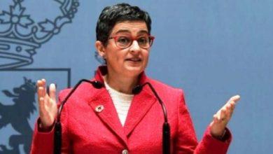 Photo of وزيرة الخارجية الإسبانية تقرر وقف بيع أسلحة بلادها البحرية إلى المغرب
