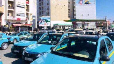 Photo of سيارات أجرة مزورة تجوب شوارع طنجة