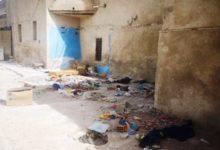 Photo of أسوار المدينة العتيقة لتطوان تتحول إلى مطرح لرمي النفايات