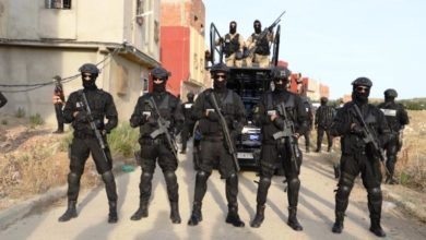Photo of الرصاص يلعلع في طنجة لإيقاف إرهابيين