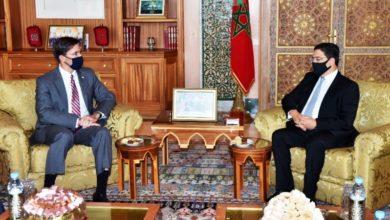 Photo of توقيع اتفاق للتعاون العسكري بين المغرب والولايات المتحدة الامريكية