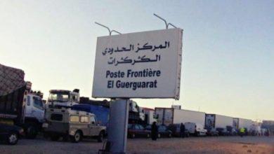 "Photo of إغلاق ""الكركرات"" يسبب خسائر بملايين الدراهم"