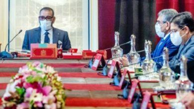 Photo of الملك يترأس مجلسا وزاريا خصص للمصادقة على مشاريع نصوص قانونية و اتفاقيات دولية