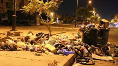 Photo of مراكش تغرق في الأزبال وشركة النظافة تتنكر لمسؤوليتها