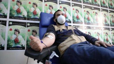 Photo of نفاذ مخزون الدم يهدد حياة المئات من المغاربة