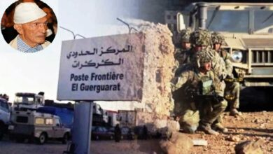 "Photo of بين السطور | التدخل في ""الكركرات"" يطمئن روح أحرضان"